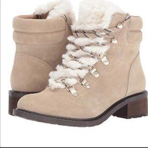Sam Edelman Boots - Darrah 2 - Tan/Beige - 8.5